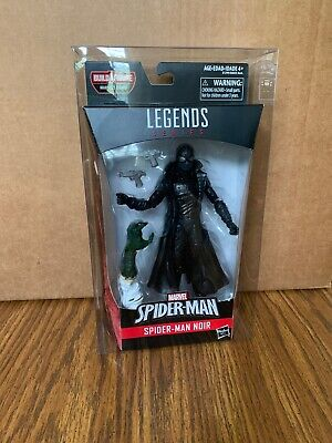 Marvel Legends Spider-Man Noir (Lizard BAF) W/Soft Protector -Sealed-