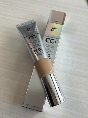 It Cosmetics Your Skin But Better CC Cream - 1.08 oz LIGHT NIB