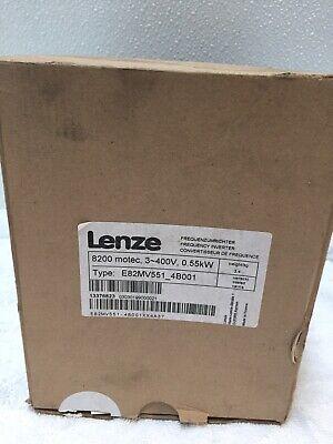 Lenze E82mv5514b001 Frequency Inverter 8200 Series