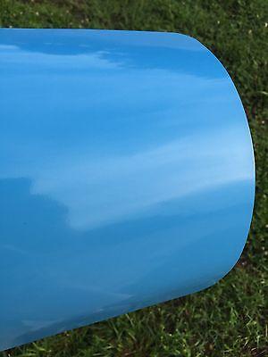 Light Blue Powder Coat Paint - New 1lb