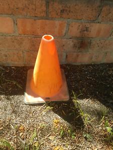 Small traffic cones