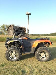 2012 Arctic Cat Mud Pro 700 Limited