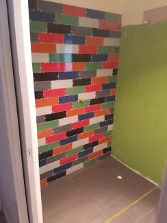 Tiling Service, small and large jobs, fully qualified