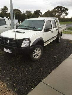 Holden rodeo 4x4