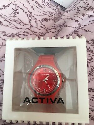 NIB Women's Activa Swiss Sport Watch.