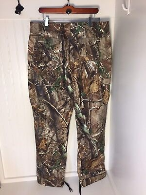 428f4c78d6950 Women's XL Field And Stream Realtree Camo Hunting Pants EXCELLENT!!