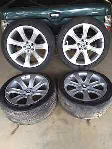 Wheels & tyres for sale Bywong Queanbeyan Area Preview
