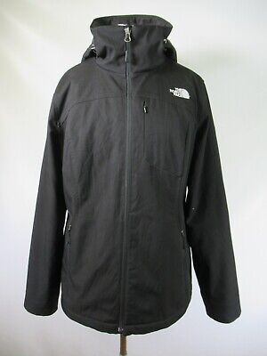 E7519 THE NORTH FACE Apex Elevation Hooded Snowboard Ski Jacket Size L