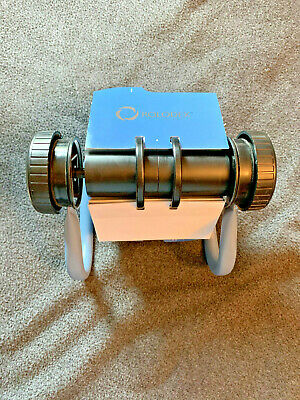 Rolodex Open Rotary Business Card File Blue - New No Box - Easy Access