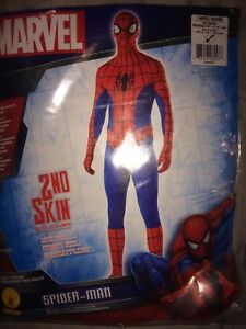Spider-Man morph suit