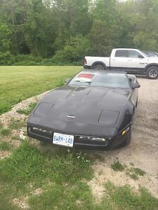 1986 Corvette in great shape!