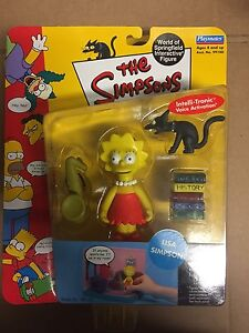 Simpsons Lisa toy