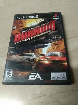 Burnout Revenge PlayStation 2 PS2 for sale  Shipping to Nigeria