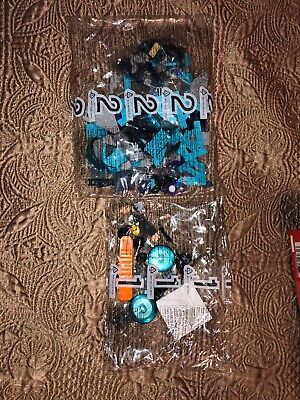 Lego 71200 Dimensions Starter Pack WAVE 1 ***LEGO ELEMENTS***  Minifigs Bags 1&2