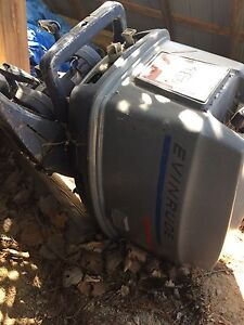 Evinrude 18HP Outboard Motor