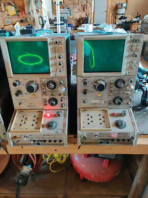 Tektronix 577 Curve Tracer Lot Of 2 Pieces