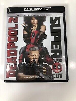 Deadpool 2 (4K Ultra HD Blu-ray, 2018 )