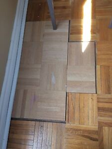 Parquet Floor Tiles Peterborough Peterborough Area image 1
