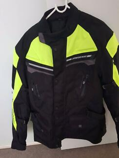 Dririder Apex 4 Black/Yellow Jacket size XL