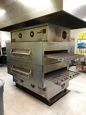 Middleby Marshall Ps360wb70 Gas 40 Conveyor Oven Doublestack