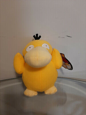 "Psyduck Pokemon Plush Sun Moon 6"" Inch New Licensed Pokemon Toy Factory"