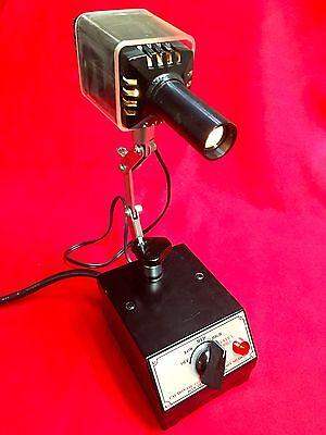 Swift Microscope Illuminator With Transformer Input 115v Output 6v 2.75a Euc