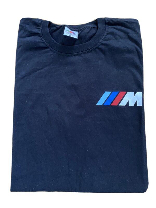 CLASSIC BMW M LOGO MOTOSPORT TWIN TURBO M2 M3 M4 M5 M6 SPORT PERFORMANCE T-SHIRT