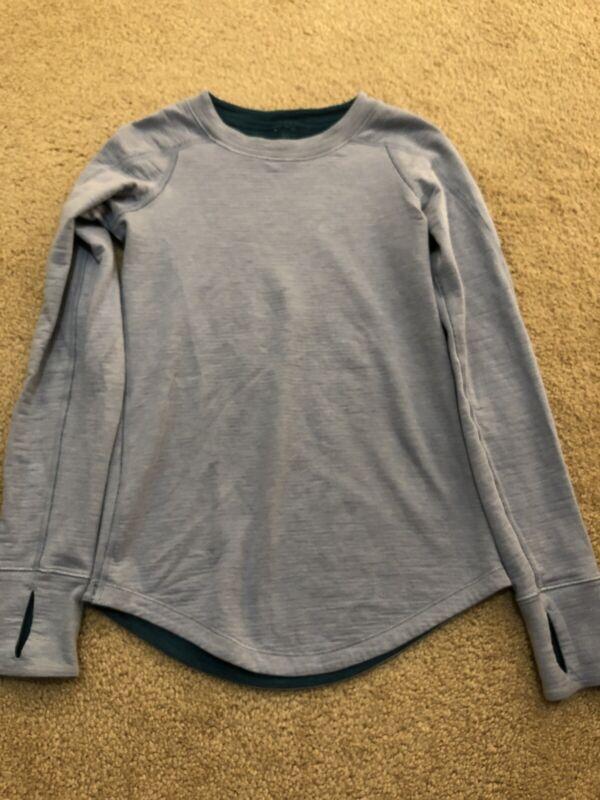 Ivivva Reversible Long Sleeves (size 7)