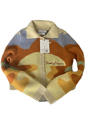 House Of Sunny Day Tripper Cardigan Size 10 BNWT