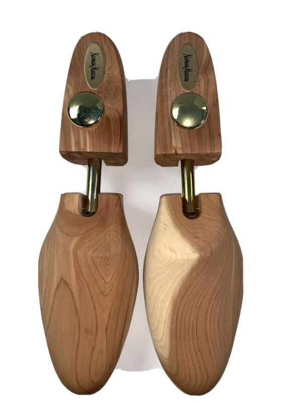 Neiman Marcus Men's Cedar Shoe Trees Size Large