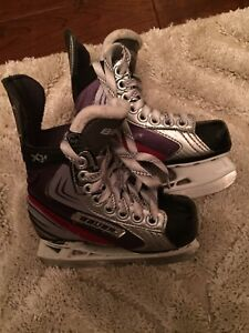 Size 10 Kids Hockey Skates