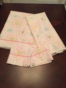 Floral BedSheets & 2 Pillow Cases (double/full)