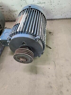 10 Hp Lincoln Ac Electric Motor