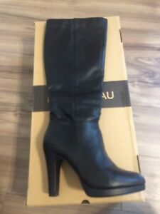 Two pairs - Le Chateau boots size 8 - New in Box