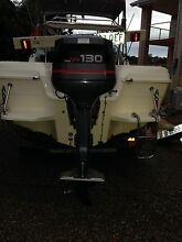 yamaha 130hp 2 stoke for sale Zillmere Brisbane North East Preview