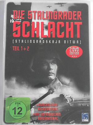 Die Stalingrader Schlacht - Teil 1 + 2 - Wehrmacht, St. Petersburg, 2. Weltkrieg online kaufen