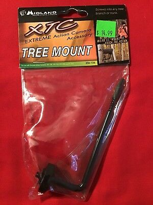 Midland XTC XTA-106 Camera Tree Mount (screws Into tree) (Midland Tree)