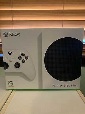 Microsoft Xbox Series S 512GB Video Game Console - White IN HAND READY TO SHIP