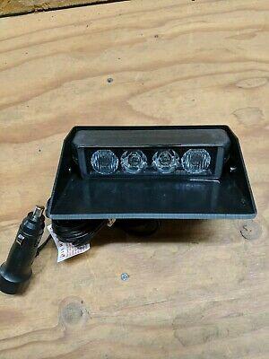 Sho-me Luminator Dash Pro Model 12.5114 Redblue