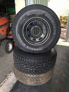 Mickey Thompson on Steel Rims LT265/70R16 Drewvale Brisbane South West Preview