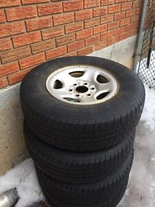 Chev/GMC Steel wheels 6x139.7 16inch