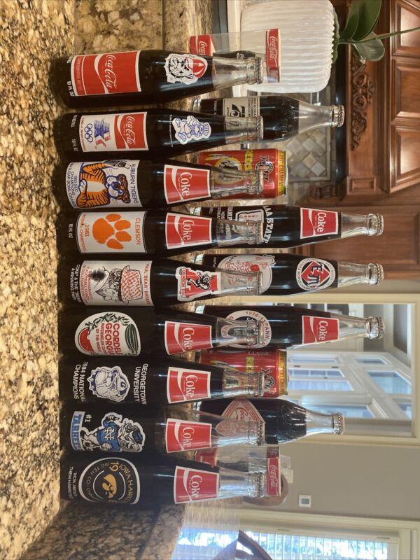 Coke Memorabilia Set