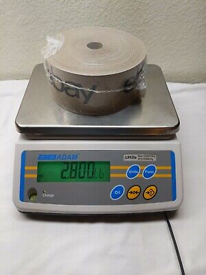 Adam Equipment Lbk 25a Lbk Weighing Scale Used