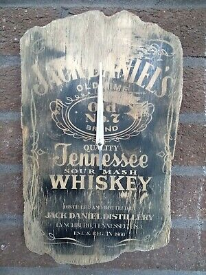 Jack Daniels Wall Clock