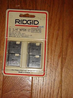 Ridgid Emerson Part Number 37975 Dies 12r 1-14 Npsm