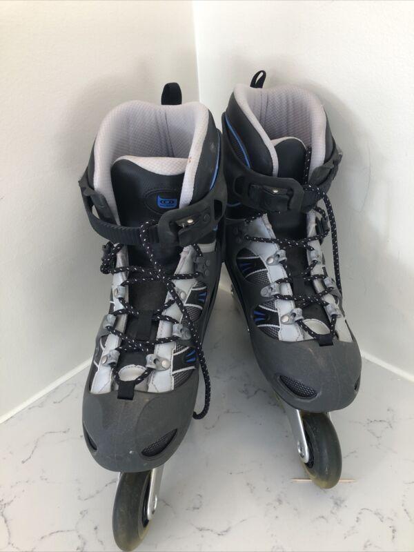 Salomon DR85 X-TRQuattro Coolfit Womens Size 10 Inline Skates Rollerblades