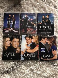 Castle Season 1-6