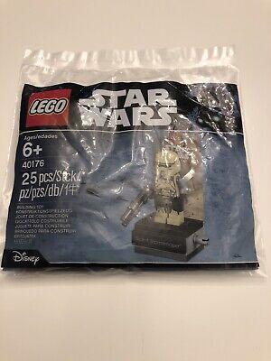 LEGO Star Wars 40176 Scarif Stormtrooper Minifigure Polybag sw850 NIB