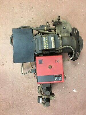 Used Waste Motor Oil Burner