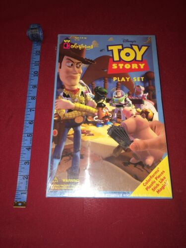 VTG Hasbro Toy Story Colorforms Play Set New MIB Sealed No.